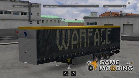 Warface для Euro Truck Simulator 2