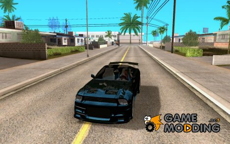 Ford Mustang GT 2005 concept для GTA San Andreas