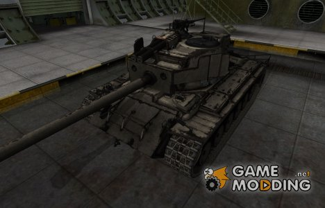 Отличный скин для T26E4 SuperPershing for World of Tanks