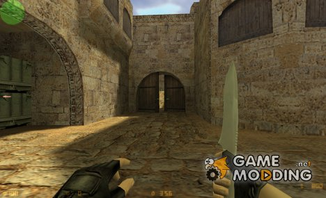 Parish survival knife для Counter-Strike 1.6