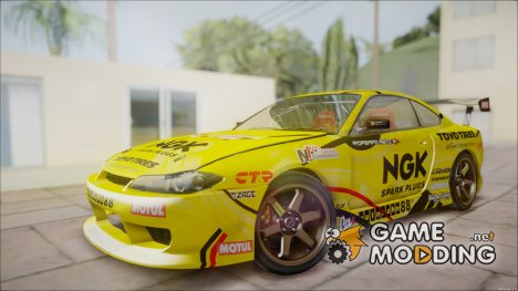Nissan Silvia S15 RDS NGK for GTA San Andreas