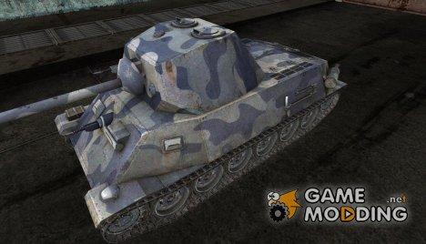 Шкурка для T-25 для World of Tanks
