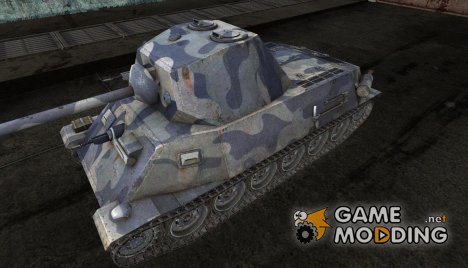 Шкурка для T-25 for World of Tanks