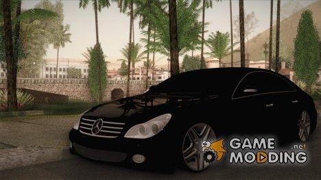 Mercedes-Benz CLS350 для GTA San Andreas