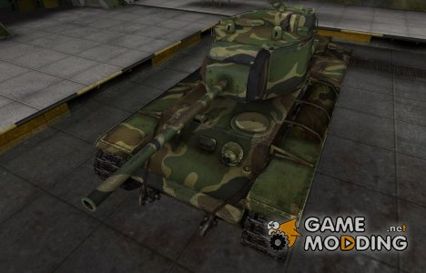 Скин для танка СССР КВ-3 для World of Tanks