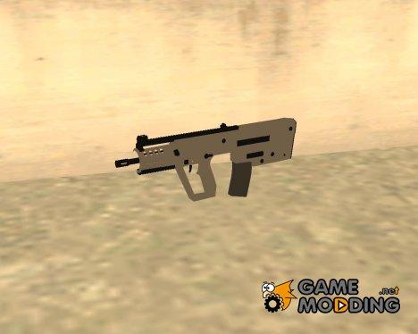 MTAR 21 MICRO TAVOR for GTA San Andreas