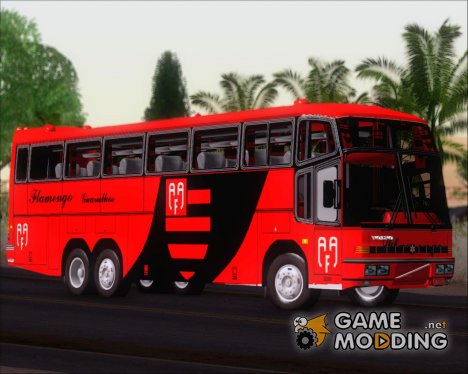 Marcopolo Paradiso G4 Flamengo Guarulhos for GTA San Andreas
