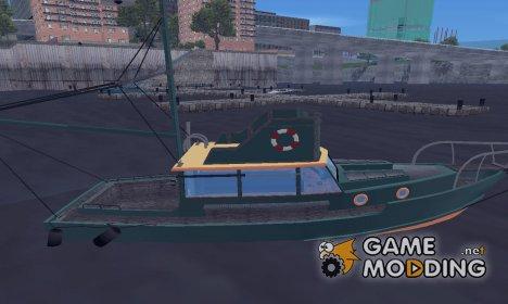 Reefer из GTA 4 for GTA 3