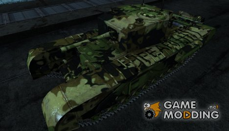 Черчилль IROKEZ for World of Tanks