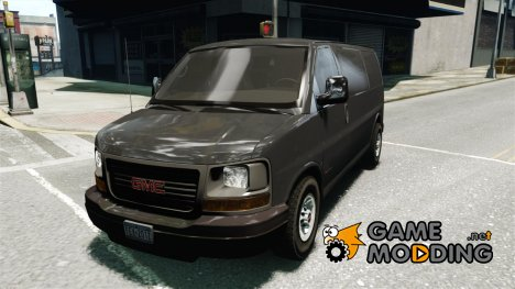GMC Savana 2500 v1.0 for GTA 4