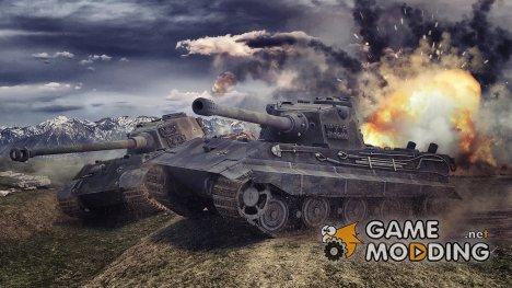 """Озвучка """"Кухня"""" для World of Tanks"""