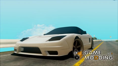 Honda NSX 2015 for GTA San Andreas