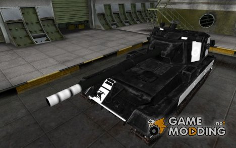 Зоны пробития FV215b (183) for World of Tanks