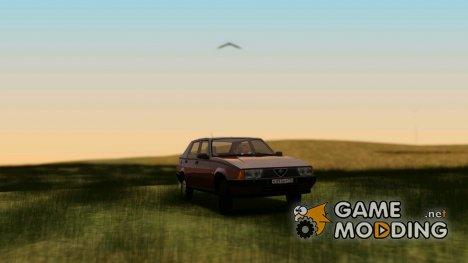 Alfa Romeo 75 для GTA San Andreas