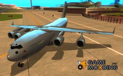 C-17 Globemaster III для GTA San Andreas