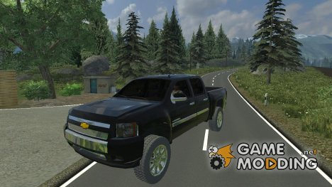 Silverado K2500HD V 2.0 for Farming Simulator 2013