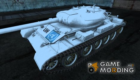 Шкурка для T-54 for World of Tanks