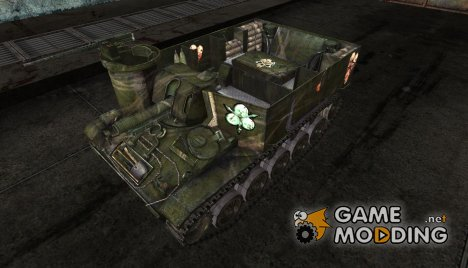 М37 Death Guard for World of Tanks