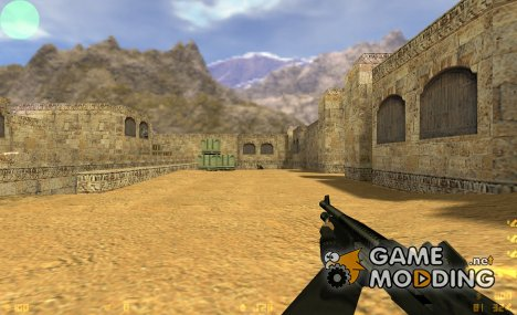 M3 Black ops Style for Counter-Strike 1.6