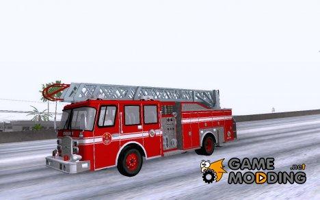 Camiao Dos Bombeiros ABE CBMESP for GTA San Andreas