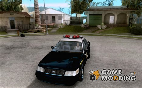 Ford Crown Victoria New Mexico Police for GTA San Andreas