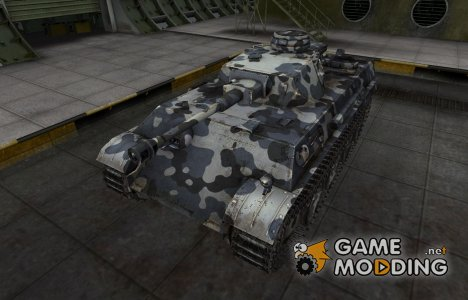 Немецкий танк PzKpfw V/IV для World of Tanks