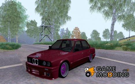 BMW 325i E30 Sedan для GTA San Andreas