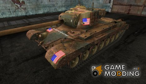 Т32 daven for World of Tanks