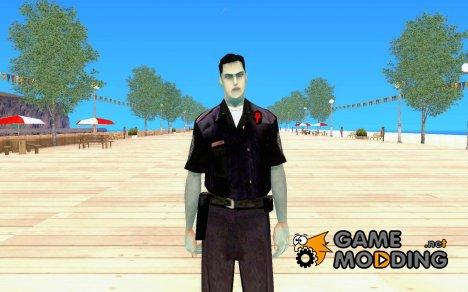 Коп вампир для GTA San Andreas