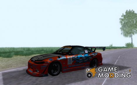 Nissan Silvia S15 Team Orange для GTA San Andreas