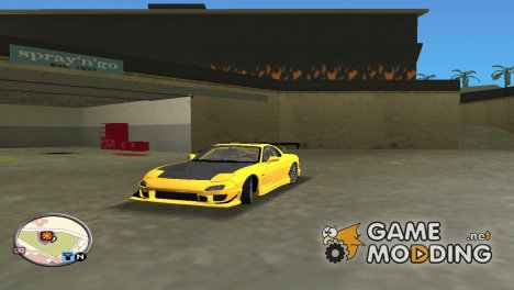 Mazda RX-7 FD3S для GTA Vice City
