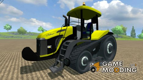 Cat Challenger 765B для Farming Simulator 2013