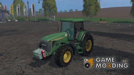 John Deere 8300 для Farming Simulator 2015