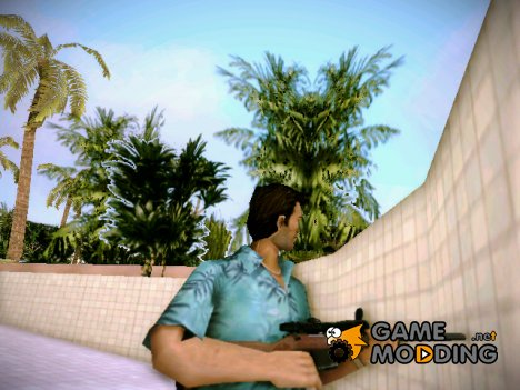 Sniper Rifle (Remington 700) из GTA IV для GTA Vice City