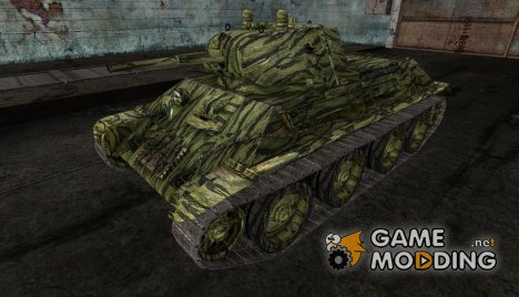 А-20 Mohawk_Nephilium for World of Tanks