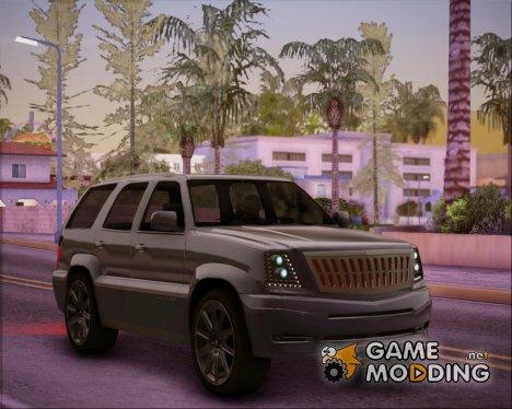 Albany Cavalcade 2 GEN HQLM GTA V for GTA San Andreas