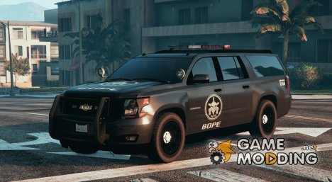 Ranger Bope (Brazilian Police) for GTA 5