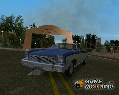 Chevrolet El Camino 1973 для GTA Vice City