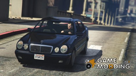 Mercedes-Benz E420 (W210) for GTA 5