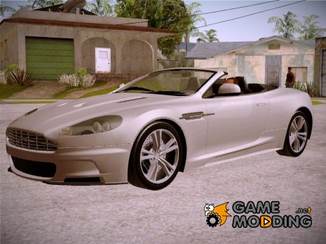Aston Martin Volante DBS for GTA San Andreas