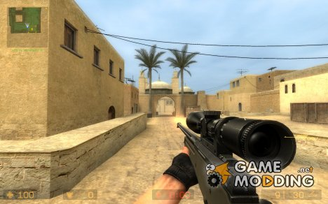 AI A.W.M.S for Counter-Strike Source