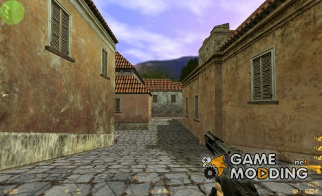 RE-Usp retexture by Calibour1 for Counter-Strike 1.6