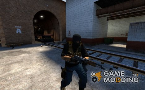 Audius Terrorist v2 for Counter-Strike Source