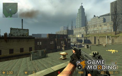 Galil Retexture 2 + new Sound для Counter-Strike Source