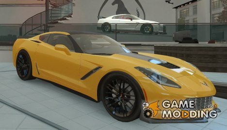 Chevrolet Corvette Z06 for GTA 4