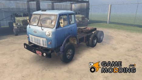 МАЗ 515 v1.1 for Spintires 2014