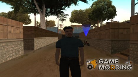 Bmost CR Style для GTA San Andreas