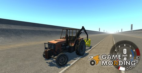Claw Tractor for BeamNG.Drive