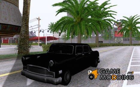 FBI Cabbie for GTA San Andreas