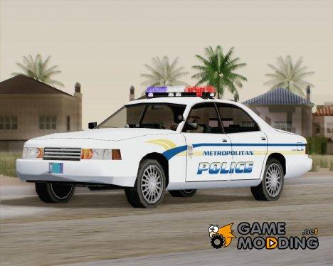 Merit - Metropolitan Police для GTA San Andreas